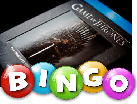 TV Shows Inspiring Bingo Games
