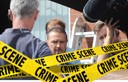 Paddy McGuinness Crime Scene
